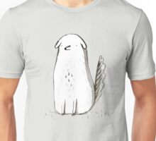 Sitting Dog Unisex T-Shirt