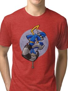 Sly Cooper 2 Tri-blend T-Shirt