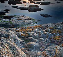 North Sea Sunset by pixelda