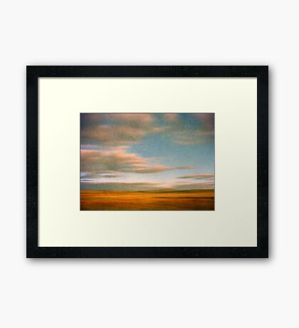 Am I Only Dreaming Framed Print