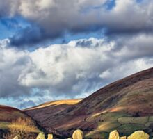 Castlerigg Stone Circle Sticker