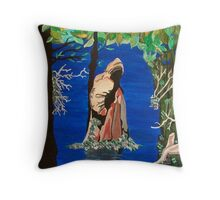 Cypress Knee Throw Pillow