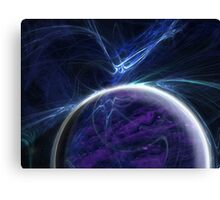 Solar Winds Canvas Print