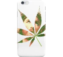 Cannabis is my God iPhone Case/Skin
