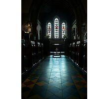 Llangasty Church (St Gastyn's) Photographic Print