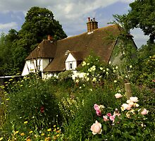 Manor Farm Cottage by Steve Humby