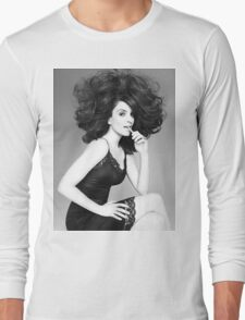Tina Fey Long Sleeve T-Shirt