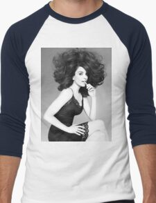 Tina Fey Men's Baseball ¾ T-Shirt