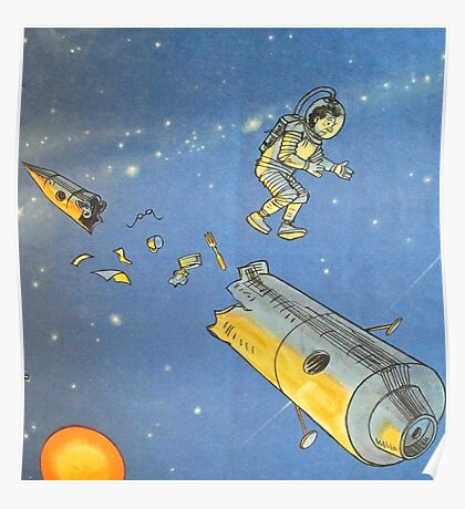 Lost in space 2 Poster