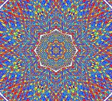 Mandalas 19 by indusdreaming