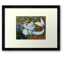 Vaporeon Framed Print
