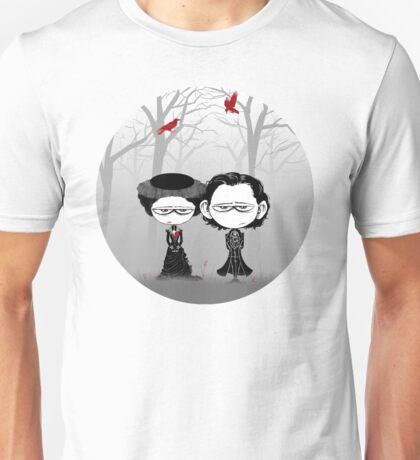 Little Sir Thomas Sharpe & Sister Unisex T-Shirt