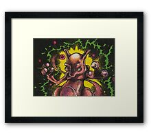 Mewtwo Framed Print
