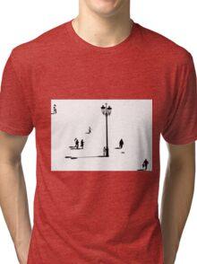 Urban Landscape 19 Tri-blend T-Shirt