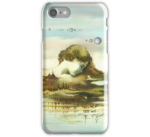 The Island iPhone Case/Skin