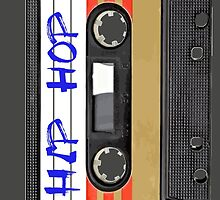 Hip Hop  Cassette tape by RestlessSoul