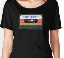 Hip Hop RAP  Music Women's Relaxed Fit T-Shirt