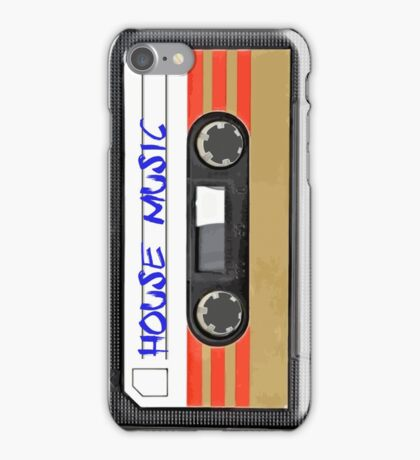 House Music iPhone Case/Skin