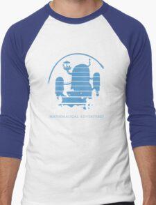 Land of OOO Men's Baseball ¾ T-Shirt