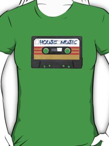 House Music Cassette Tape - Cool phone case T-Shirt