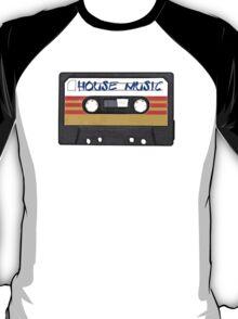 House Music Cassette Tape - Cool phone case T-Shirt