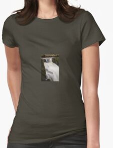Silky Water Womens Fitted T-Shirt