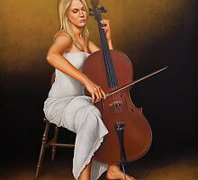 With Music in Her Soul by horacio10