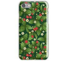 Strawberry pattern iPhone Case/Skin