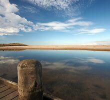 Barham River ~ Apollo Bay by John Conway