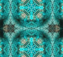 Abstract Pattern No. 4 by Eunoia