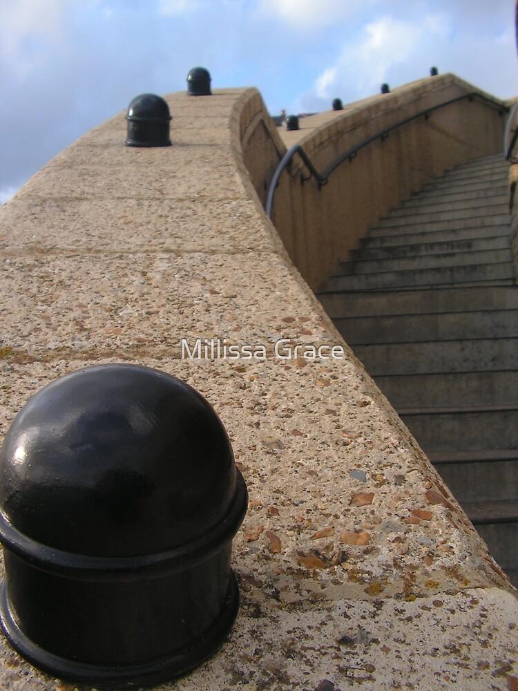Stairway by lissygrace