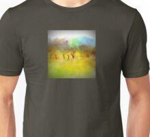 Soft Mornings Landscape Unisex T-Shirt