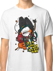 Long Way - Angus Young Tribute Classic T-Shirt