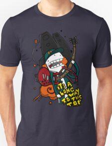 Long Way - Angus Young Tribute T-Shirt