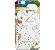 Barcelona Love iPhone Case/Skin