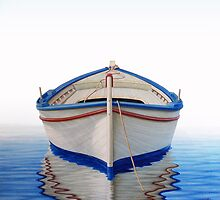 Greek Boat by horacio10