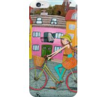 Bike & Ballons iPhone Case/Skin