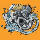 Ganesh Addict by Panjc