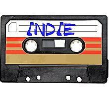 Indie Music Photographic Print