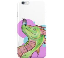 Dragons love Cupcakes! iPhone Case/Skin