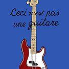 Ceci n´est pas une guitare ver.2 by andresMvalle