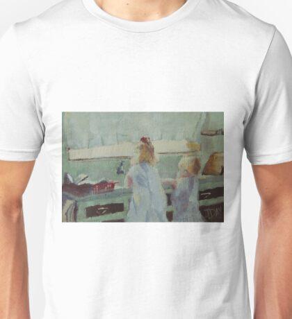 Helping Mum Unisex T-Shirt