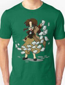 R.O.D read or die  T-Shirt