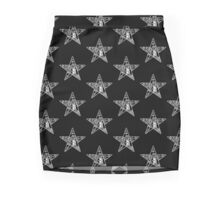 Persona! - star Pencil Skirt