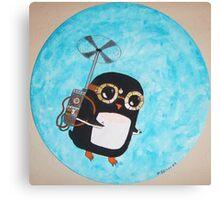 Flightless Bird? Canvas Print