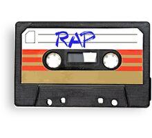 Rap Music - Cassette Tape - MC Canvas Print