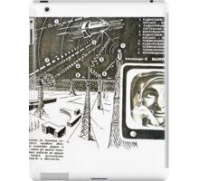 moon base iPad Case/Skin