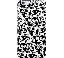 Bold Damask  iPhone Case/Skin