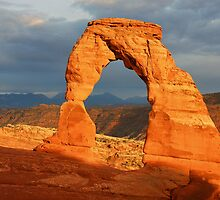 Delicate Arch - The Calm After the Storm by Ryan Houston