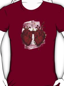 two hearts beating as one T-Shirt
